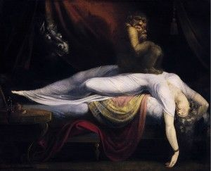 UPSET _John_Henry_Fuseli_-_The_Nightmare _WikiCommons